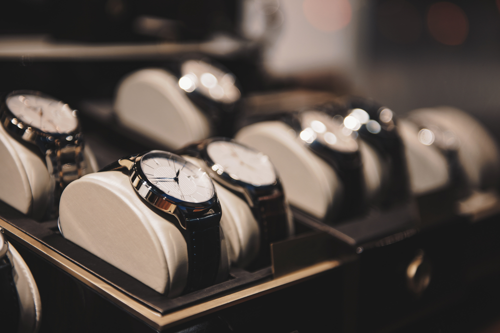 Collection of watches for men